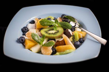 plato del buen comer: Delicious tasty exoctic fruit salad