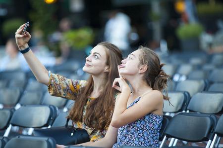Amsterdam, The Netherlands - August 25 2016: open air screening of Philippine film Blanka at Marie Heinekenplein, during World Cinema Amsterdam, a world film festival held from 18 to 27082016