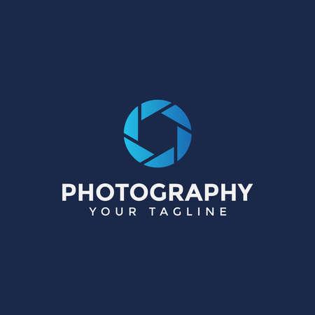 Simple Photography Logo Design Template