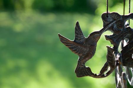 chime: Hummingbird Wind Chime