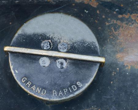 Grand Rapids Made Diesel Fuel Cap