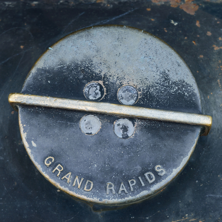 Diesel Fuel Cap Labeled Grand Rapids