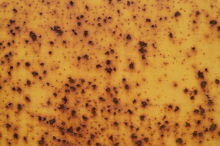 corrosion: Rust Spots on Machinery
