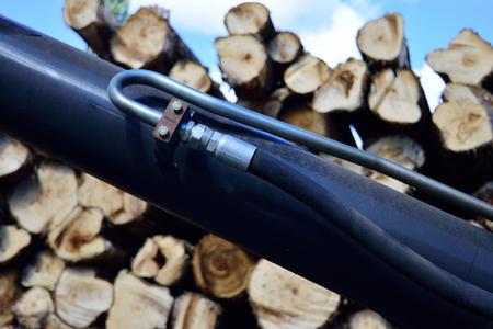 loader: Log Loader Arm