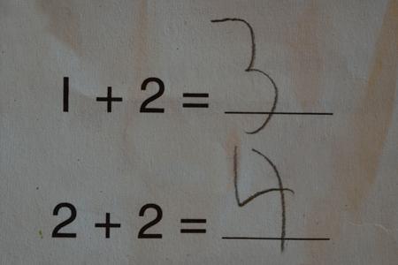 Grado 2 Matemáticas Hoja De Problemas Fotos, Retratos, Imágenes Y ...