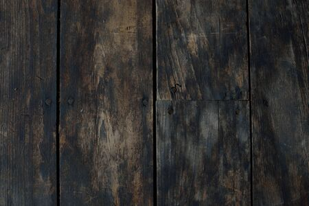 worn: Worn Vertical Wood Floor