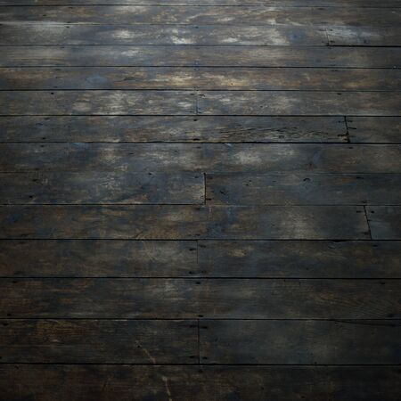 barnwood: View of Damaged Wood Floor Stock Photo