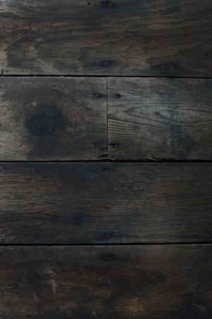 barnwood: Worn Horizontal Wood Flooring