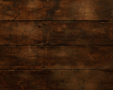 barnwood: Damaged Horizontal Wood Floor