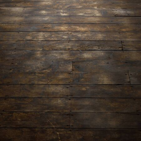 barnwood: View of Distressed Wood Floor