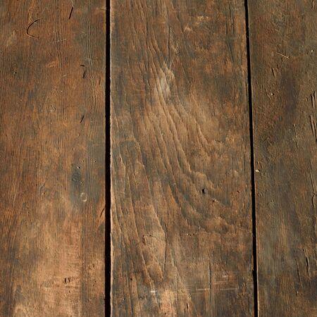 barnwood: Dirty Vertical Wooden Floor