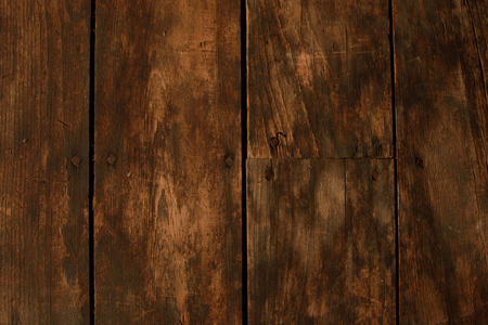 barnwood: Damaged Vertical Wood Floor