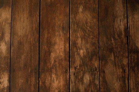 barnwood: Aged Vertical Wood Floor Stock Photo
