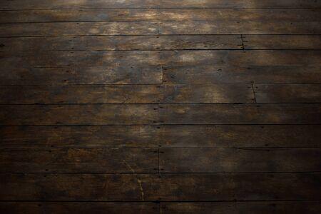 barnwood: View of Distressed Wood Flooring