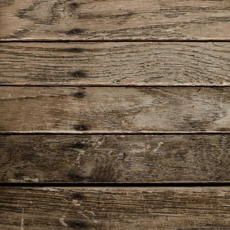 Closeup of Distressed Wood Boards Stock Photo
