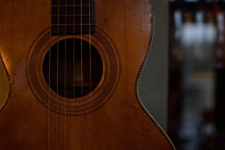 parlor: Beautiful Old Parlor Guitar