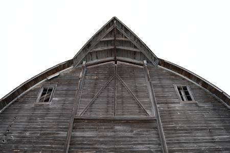 fixer upper: Abandoned Prairie Barn