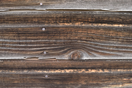 Weathered Barn Wood Closeup Stock Photo