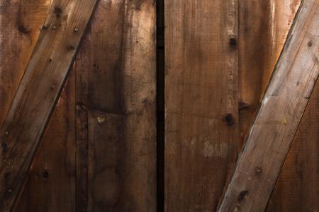 barnwood: Vintage Barn Door
