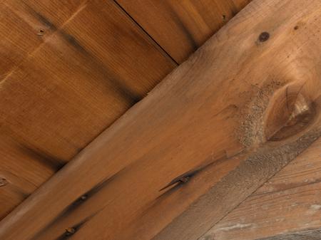 barnwood: Antique Roof Truss