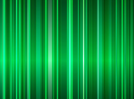 Stylish background from green stripes Vector