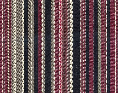 strip shirt: Elegant fabric from the vertical colored stripes. High degree of working out in detail of image