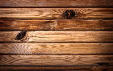 Background from dirty and burned wooden plank photo