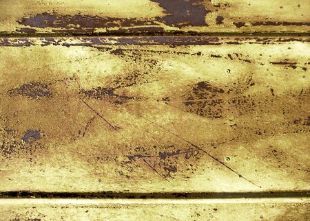 Weathered rusty metal surface Stock Photo - 5150390