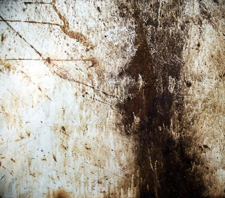 Grunge background from rusty metal sheet Stock Photo - 5200453