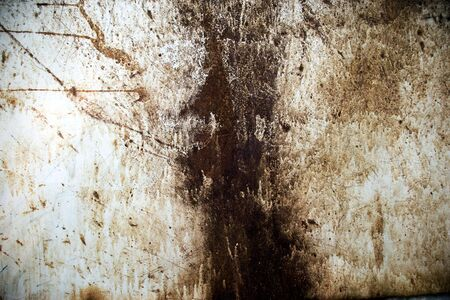 Grunge background from rusty metal sheet Stock Photo - 5200447