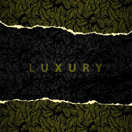 Luxury wallpaper original seamless torn edges