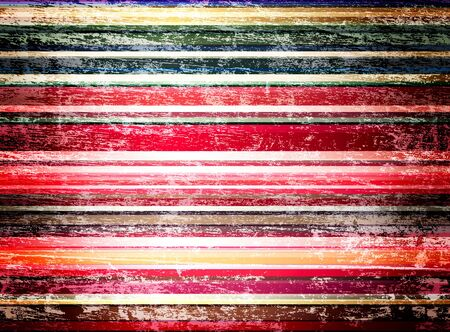 Vintage striped background Stock Photo - 5722179