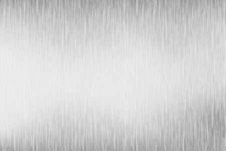 brushed aluminum: hoja de metal. Archivo contiene transparente