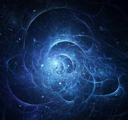 Arrière-plan abstraite aquatique. Numérique généré cette image.