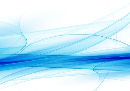 blue swirls: Smooth abstract background. Digital generated this a image