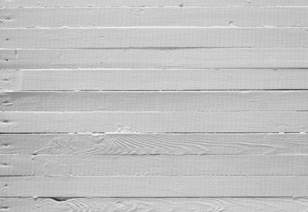 A background of weathered white painted wood Stock Photo - 10573472