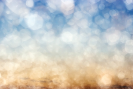 blur effect: Abstract celebratory background