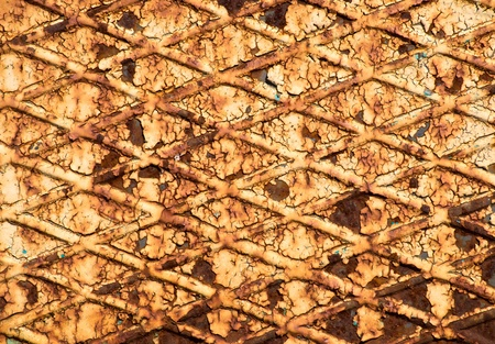 grunge painted metal texture Stock Photo - 11334094