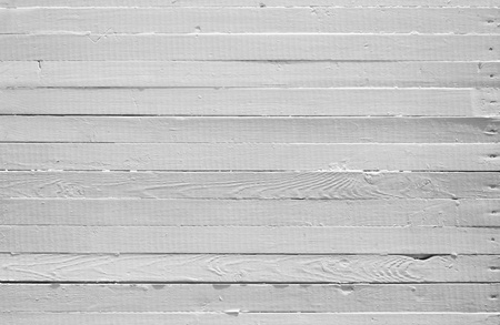 A background of weathered white painted wood Stock Photo - 11334087