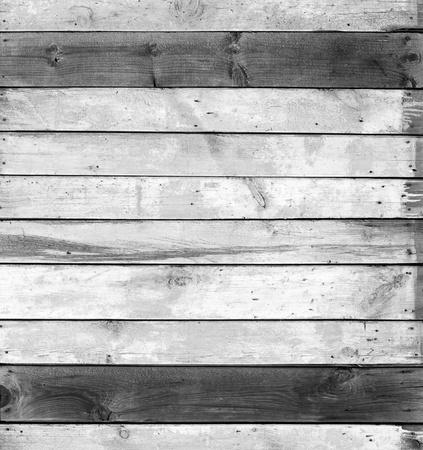 Een zwart-wit houtstructuur