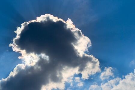 Beautiful cloudscape Stock Photo - 11334107