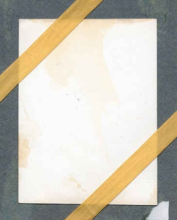 Vintage scrapbook Stock Photo - 11809164