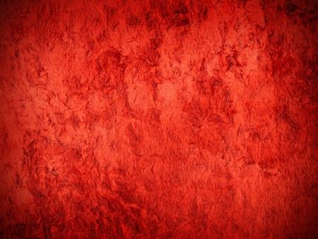 Luxury background of red velvet texture closeup Stock Photo