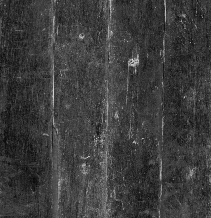 painted wood: Wood vintage background of black plank