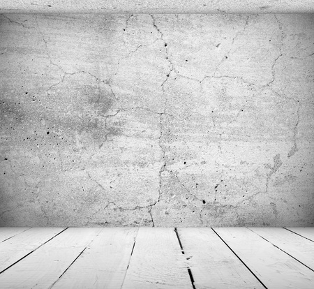 the white wall: Vintage background Stock Photo