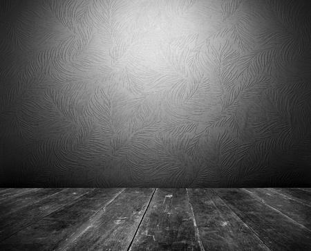Empty old room Reklamní fotografie