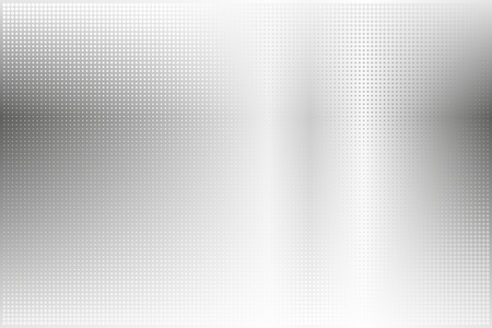 Dotted metal abstract backround Vector