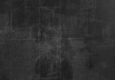 Vintage textuur van zwarte stenen muur Stockfoto