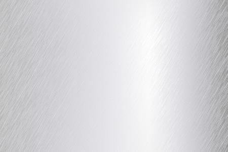Vector brushed metal sheet Stock Vector - 12815986