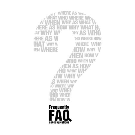when: FAQ metaphor